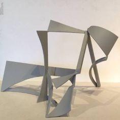 """Saatchi Art Artist Slavo Cech; Sculpture, """"Grey Matter"""" #art"""