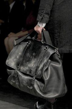 Leather Duffel Bag #MenFashion #MenSuites# MenAccessories #MenWatches #Menfashion #MenStyleGuide #Menlookbook