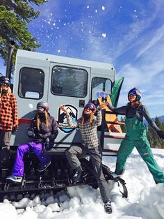 This all Women's Ski and Snowboard Company Is Gaining Traction
