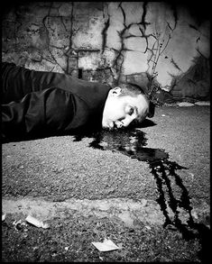 weegee death - I like this image as it is in black and white, and believe I would love my series to be in black and white.