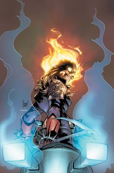 Ghost Rider: Ghost Rider #3