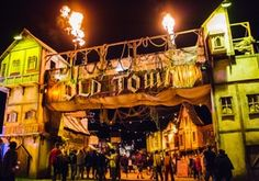 Old Town Boomtown Fair 10-13th August Chapter 9 Behind the Mask Hampshire, UK