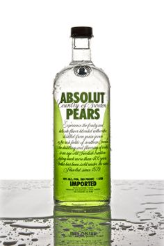 Product Photography / Absolut Pears / © Ricardo Seco