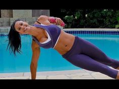 Hardcore Fat Burning Cardio Workout 45 min - YouTube