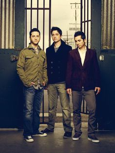 If you haven't discovered them... look them up, it's worth it. Boyce Avenue