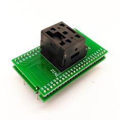 QFN48 Programming adapter 6*6 0.4mm QFN48 IC test socket