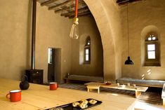 Tinos House I by Ioannis Exarchou - The Greek Foundation Greek House, House Restaurant, Contemporary Interior Design, Stone Houses, Interior Architecture, Mediterranean Architecture, Vernacular Architecture, Interior Inspiration, Interior Ideas