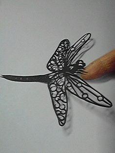 Papercut 蜻蛉