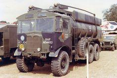Leyland Hippo airfield tanker