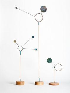 Des objets qui réagissent aux fluctuations de leur athmosphère - La boite verte