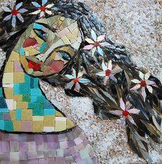 Spring #mosaic #art