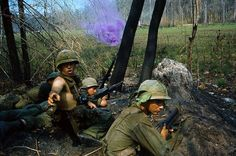vintage everyday: Rarely Seen Vintage Photos of Vietnam War