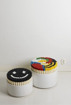 top view of Funny Stool with Playful Seating For Your Kids