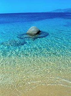 Agios Prokopios , Naxos , Greece.