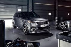 Overfinch Range Rover Sport.  I can't afford this one, but I sure can dream!!!!!
