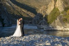 Julia and Trav's Queenstown Wedding - Rich Bayley Photography