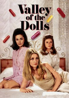 A small-town girl heads to Broadway, where she meets a plucky songbird and a bewitching beauty. This adaptation of Jacqueline Susann's best-selling novel follows the rise and fall of the three starlets, who succumb to the lure of prescription pills.