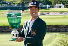 Na seals win with Sunday charge at The Greenbrier
