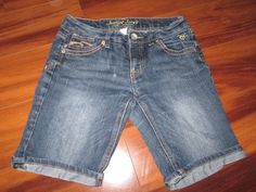 Justice Jean Short Size 12R #Justice