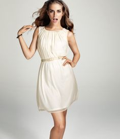 bought this very flattering dress today ... very kate middleton!