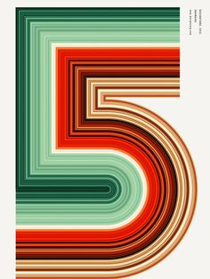Number on Behance