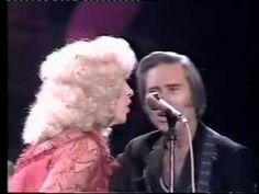 George Jones & Tammy Wynette Duet Medley....singing duets in heaven now :)