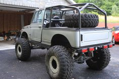 Custom, Highly Modified Suzuki Samurai Off Road Rig -