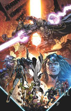 Jason Fabok - Justice League