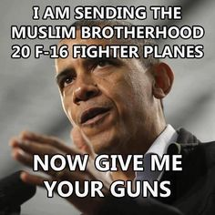 Haha, fear freaks, how many of your guns has POTUS taken away? None.
