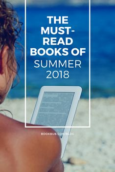 This summer reading list is filled with new books to read on the beach. All of these books are worth reading next! #summerreading #readinglist #books