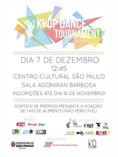 K-Pop Dance Tournament II, Be Fearless!