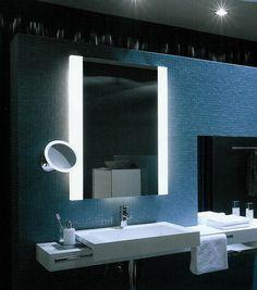 Iluminar el baño Consejos para Iluminar el baño: http://www.bilbolamp.com/el-in-genio-de-las-lamparas-en-bilbao/876-iluminar-el-bano2