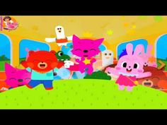 PINKFONG Kids Educational Games For Kids | PINKFONG Fun Bus Cartoon HD
