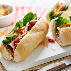 From inspiring new sandwich fillings to wholesome snacks, these tasty and healthy lunch ideas will bring a breath of fresh air to your office eating. | Tesco