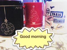 Good morning ~ :) have a good day !! pic.twitter.com/cgv6lYESIX
