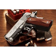 Kimber Ultra CDP II 9mm Pistol Find our speedloader now! http://www.amazon.com/shops/raeind