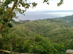Maasin city You can hike up into the mountains and get this breathtaking view Underwater, Hiking, River, Mountains, City, Places, Outdoor, Walks, Outdoors