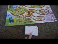 Learning with Candy Land | Janelle Knutson
