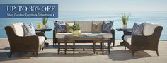 Frontgate: Outdoor Furniture - Bath Towels & Bedding - Bar Stools - Luxury Home Decor