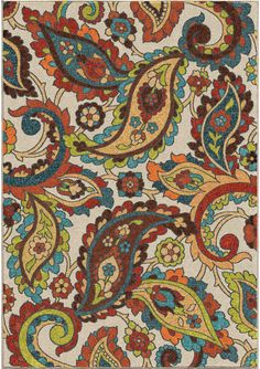 Carolina WeaversVibranceWafted Colors Rug