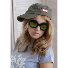 "ASAOKA RETRO STYLE ARMY CADET CAP Retro style khaki army cap with ASAOKA vinyl label applique. The vinyl label says ""朝岡・ストランド衣料品 "" -""Asaoka・Strand Clothing"" - 100% heavy washed cotton. - Herringbone weave fabric - Rip-Strip size adjuster レトロスタイルアーミーキャップ。 ヘリンボーン織りの生地, 100%コットン、カーキ色。"
