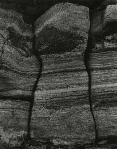"""""""Rock by the Sea, South Uist, Hebrides"""" by Paul Strand, 1954"""