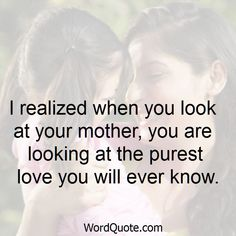 Famous Quotes About Mothers Fascinating 32 Sweet And Lovely Mother Daughter Quotes  Word Quote  Famous . 2017