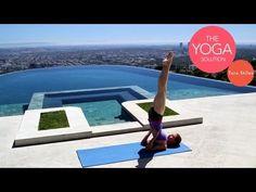 Routine for a Deep Sleep | The Yoga Solution With Tara Stiles