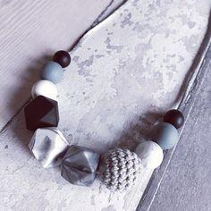 Nursing Necklace Chewelry Fiddle Neckclace Teething