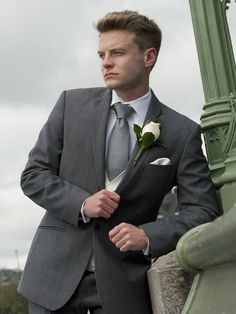 FORMAL WEAR SUIT HIRE - FORMAL AFTERNOON