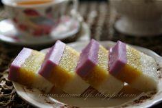 Butter . Flour & Me 爱的心灵之约: 三味糕 ( 3 Flavours Kueh )