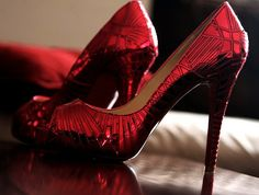 The new ruby slippers. (Christian Louboutin)