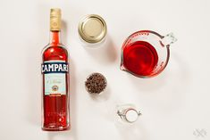 Simple Cacao Nib-Infused Campari, a Bottled Negroni, and 3 Negroni Riffs 14 Mezcal Tequila, Cocktail Mixers, Christmas Cocktails, Cacao Nibs, Orange Peel, Charity, Bottle, Simple, Lush