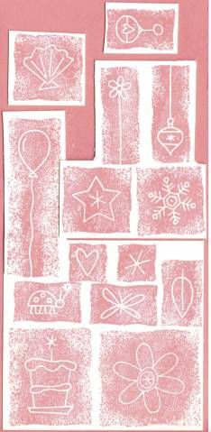 Stipple Celebrations Index Card by galleryindex - Cards and Paper Crafts at Splitcoaststampers
